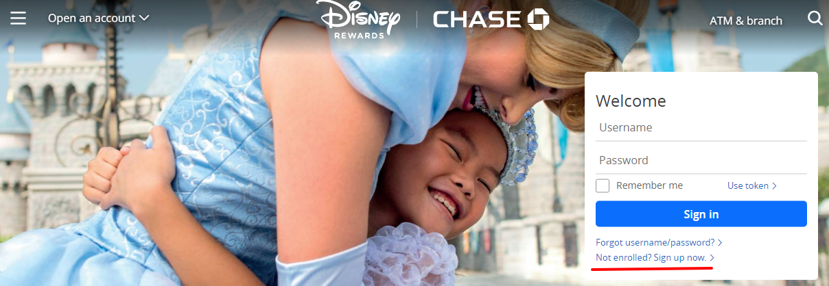 Apply And Activate Your Disney Rewards Visa And Debit Card