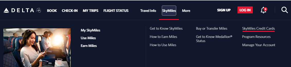Apply And Activate Your Delta SkyMiles Credit Card
