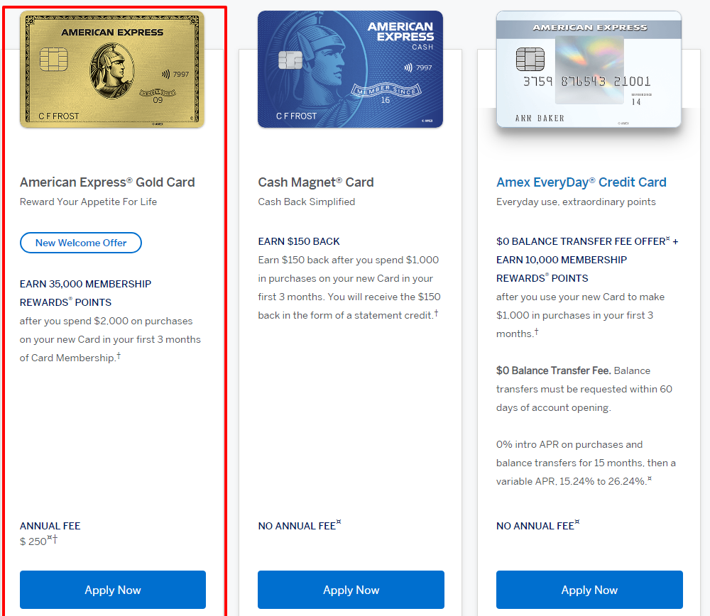 Www.americanexpress.com/us/credit-cards