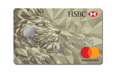 HSBC Credit Card Apply and active