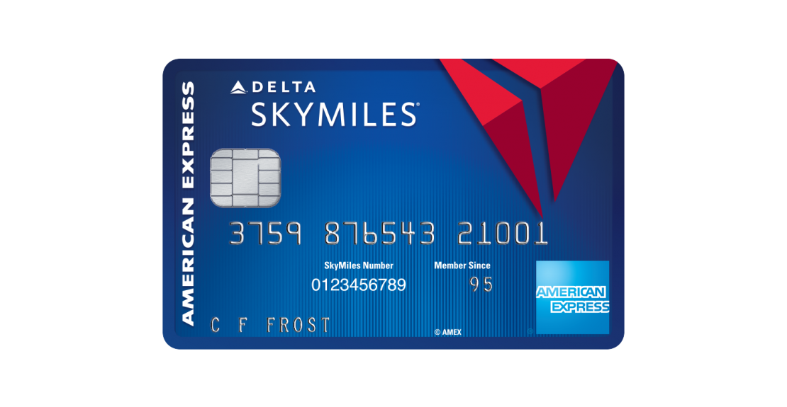 delta sky miles credit card apply