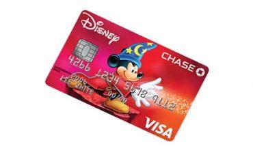 disney credit card application