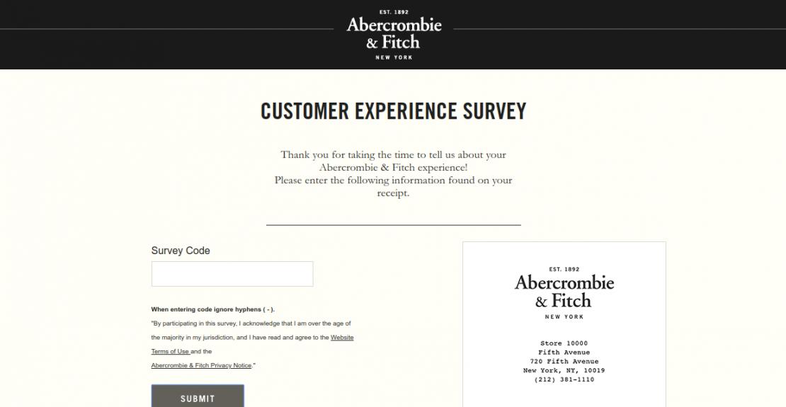 www tellanf com - Participate In Abercrombie And Fitch