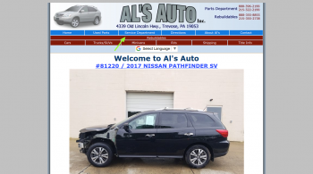 Welcome-to-Als-Auto-seller