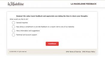 la-Madeleine-Feedback-Welcome-logo