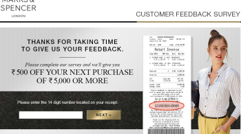 Marks-Spencer-Survey-To-Win-Discount