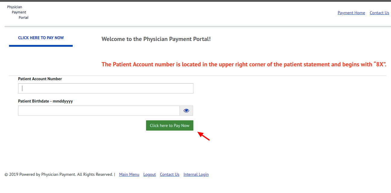 PHYSPAYMENT-Pay-Now