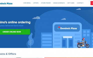 Domino's Pizza Order