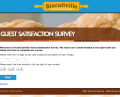 Biscuitville Guest Satisfaction Survey