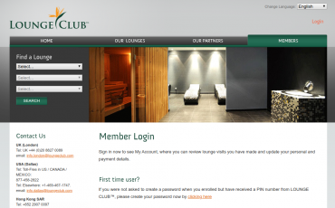 LOUNGE CLUB Logo