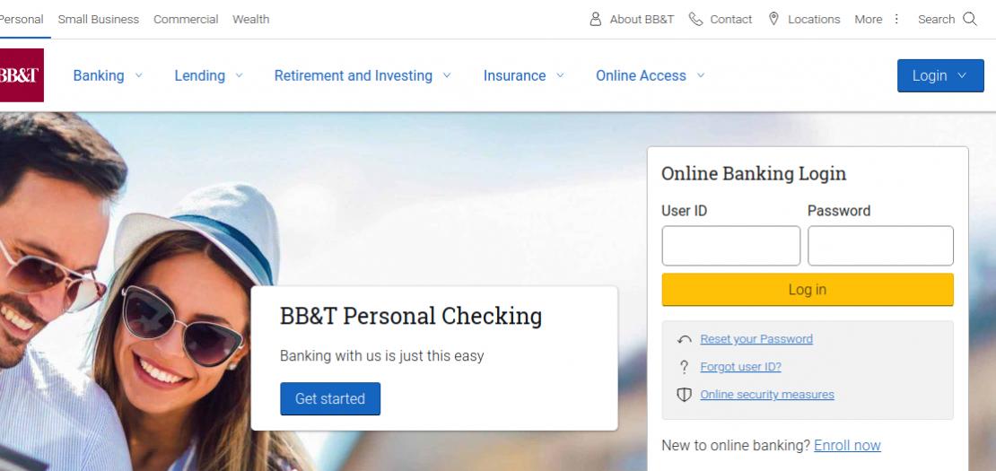 BB T Bank Logo