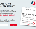 Caltex NZ Survey